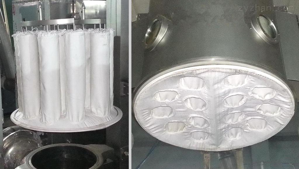 多功能流化床制粒包衣机捕集袋