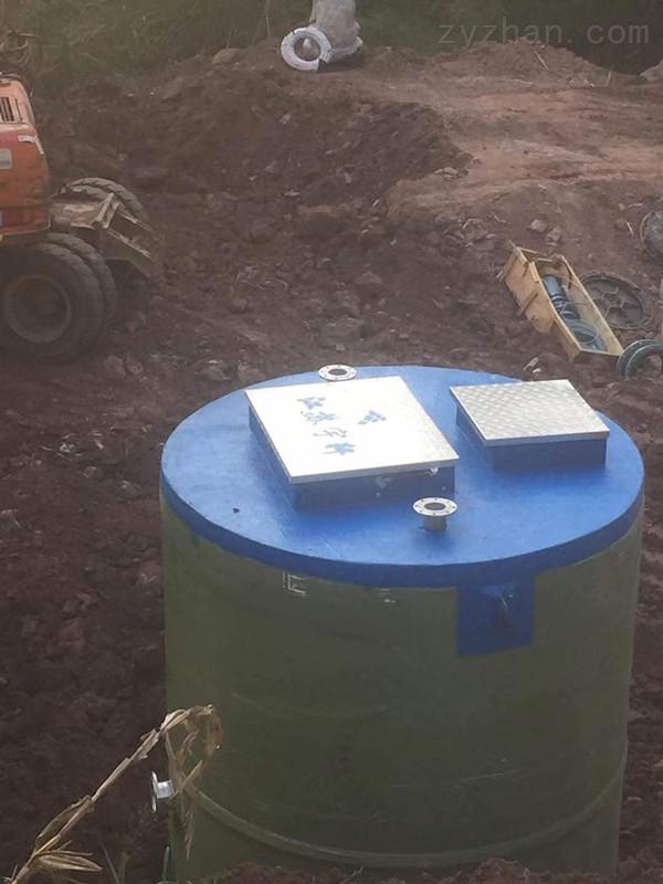 铜陵一体化预制泵站