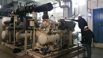 RWFII螺桿式壓縮機組維修,冷凍冰機大修
