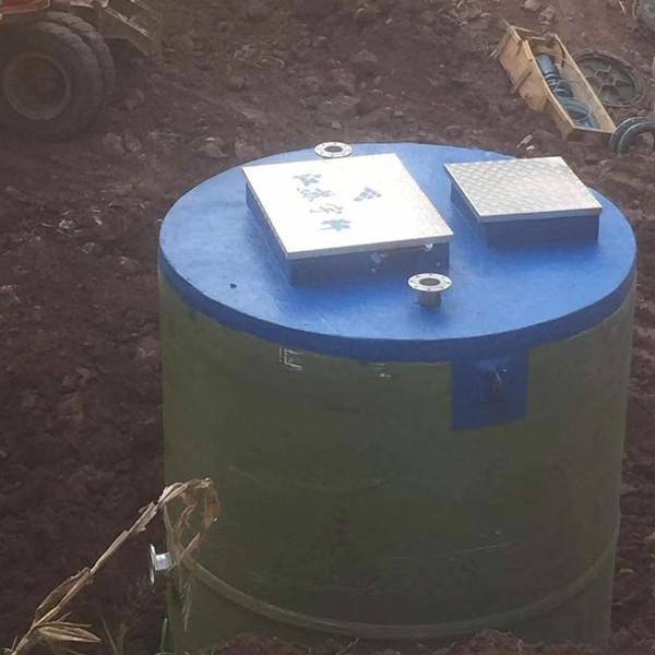 泉州一体化(污水)提升泵站