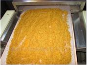 食品烘干殺菌設備    微波干燥滅菌機