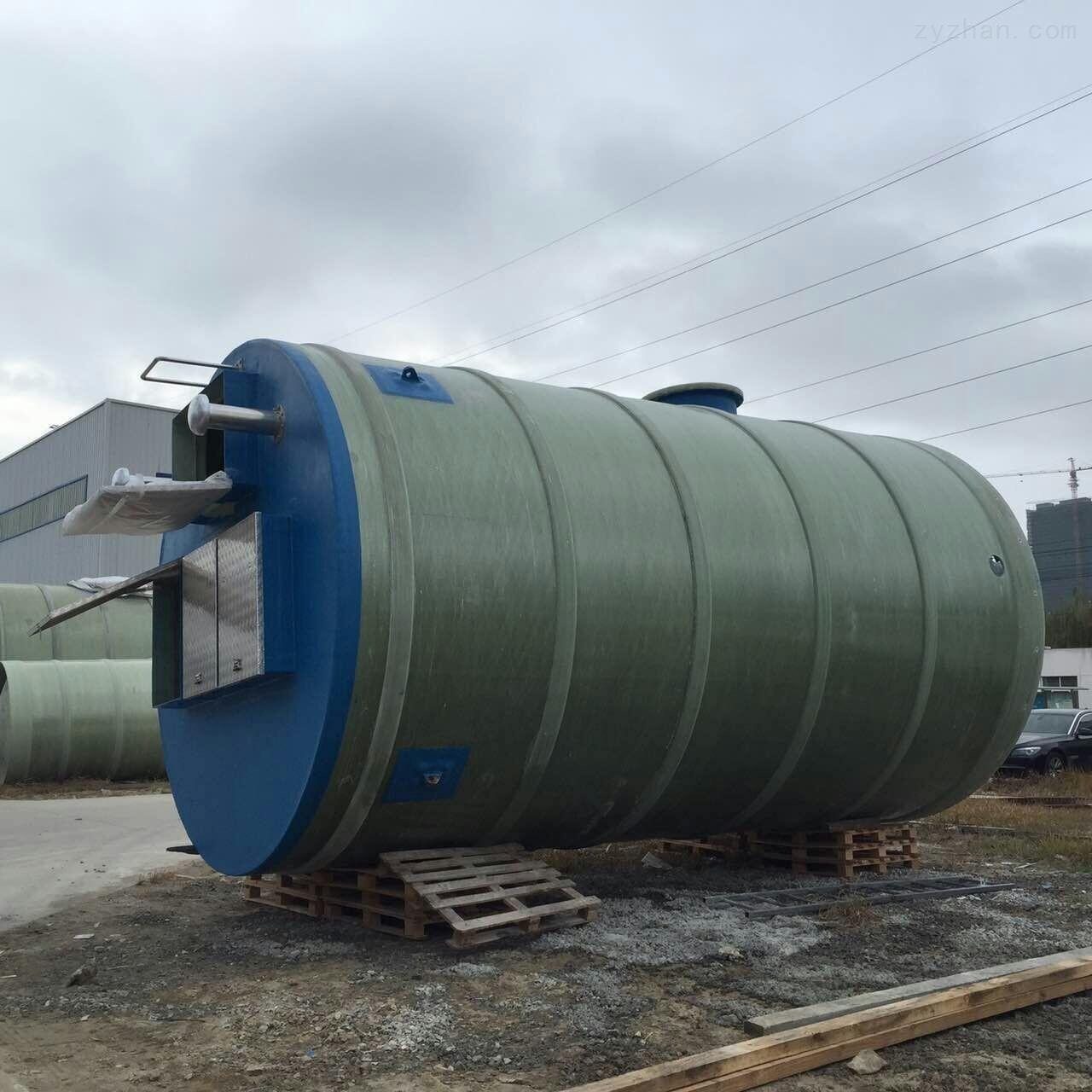 吉安一体化预制泵站