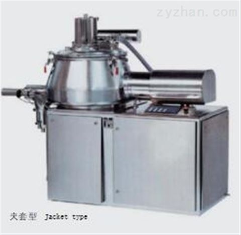 GSL 系列高效濕法混合制粒機