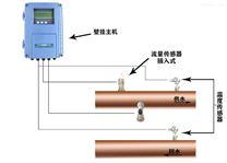 大连海峰TDS-100F1插入式超声波热量表