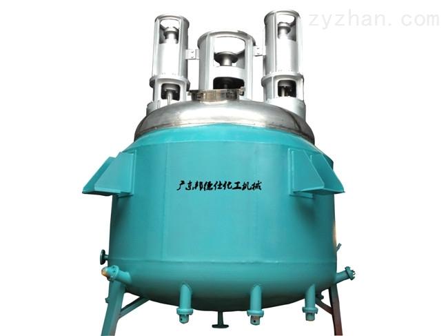 广东多功能反应釜 生产白乳胶设备