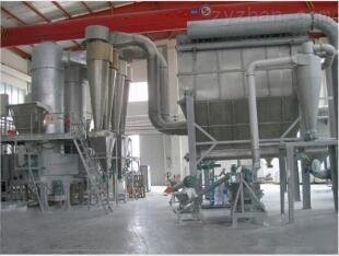XSG 系列快速旋转闪蒸干燥机