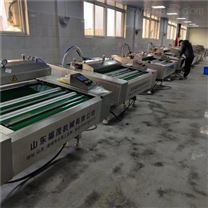 食品厂出售二手滚动式真空包装机