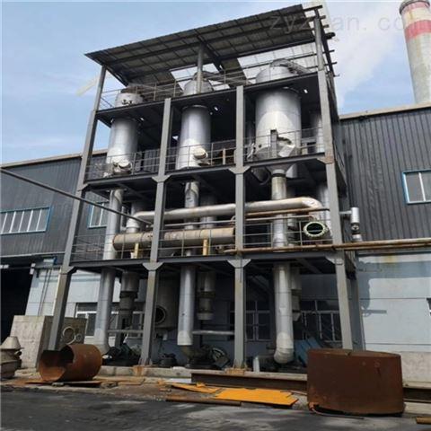 出售二手钛材蒸发器30吨8成新