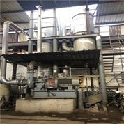 二手3噸鈦材強制循環蒸發器
