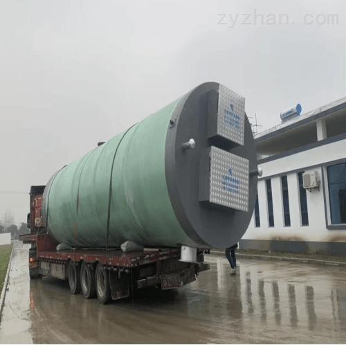 武汉一体化预制泵站