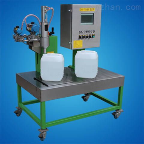 30升桶稀盐酸灌装机,单头自动罐装机