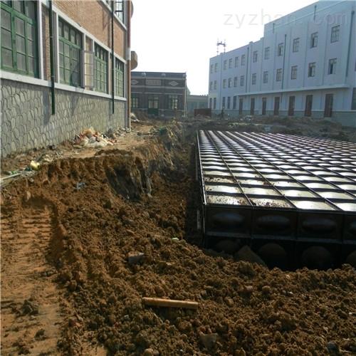 咸阳地埋式箱泵一体化