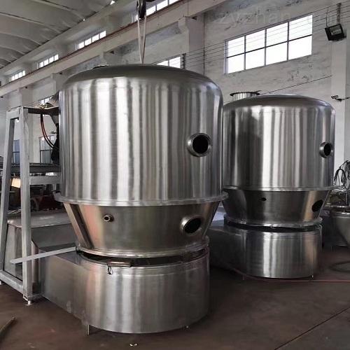 颗粒物料高效沸腾干燥机