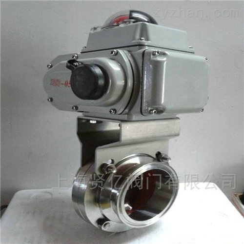 D961X-16P电动卫生级蝶阀