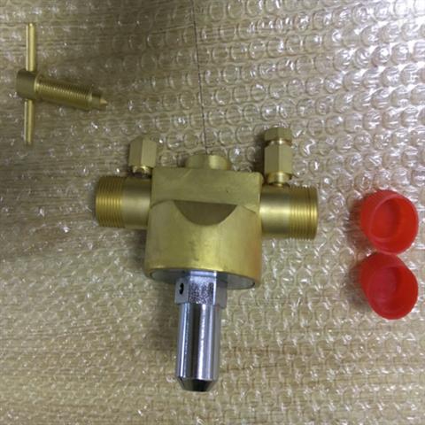 预热氧 切割氧 燃气 电磁阀