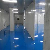 专做净化工程之潍坊生物科技万级洁净室