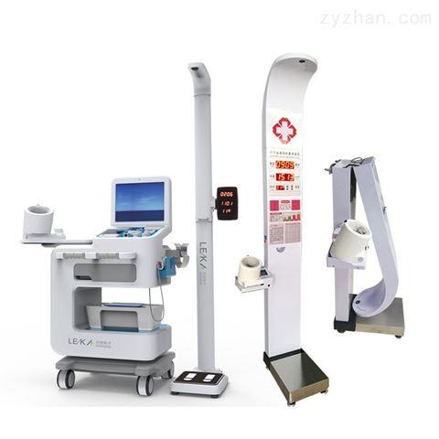 郑州乐佳HW-V6000健康小屋智能健康一体机