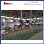 835kg/h清洁环保型振动流化床干燥机ZLG