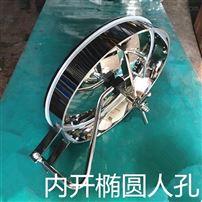 不锈钢304 316L方形人孔 方型手孔 检修孔