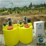 白山市磷酸盐加药装置设计