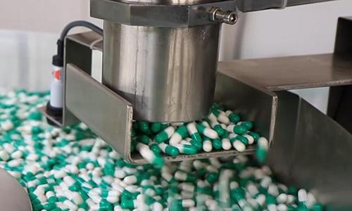 替代人工操作,胶囊药片数粒机让制药生产效率再提升