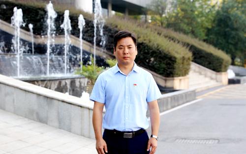 """楚天科技焊接技術骨干龍定華被授予""""湖南省技術能手"""""""