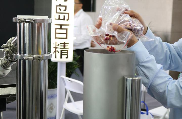 第57届药机展:看青岛百精在金属检测领域的魅力