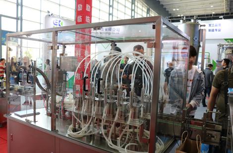 第57屆藥機展:上海勵臨包裝設備大放異彩