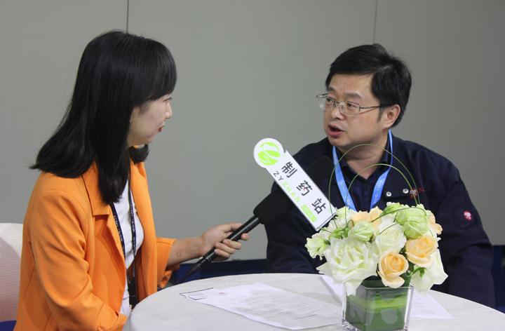 专访无锡市张华医药设备有限公司总经理章泉志