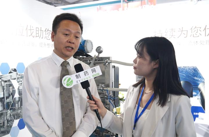 專訪阿法拉伐(上海)技術有限公司技術專家項澤宇