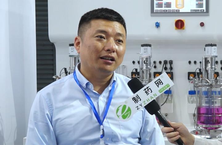 專訪匯森生物設備鎮江有限公司總經理馮道平