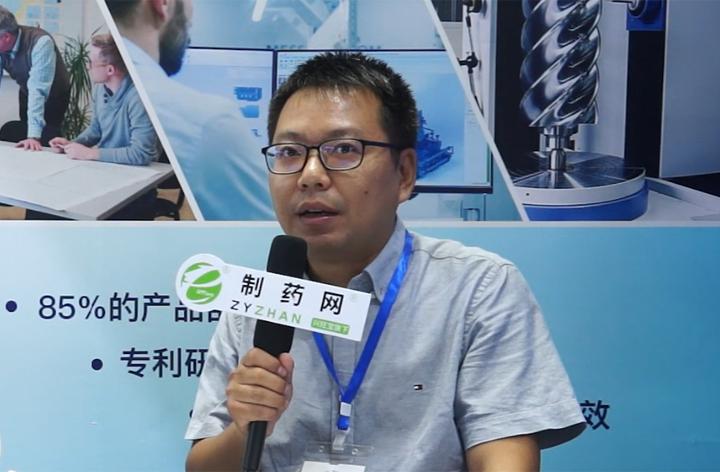 專訪開泰克壓縮機(上海)有限公司銷售總監唐毅
