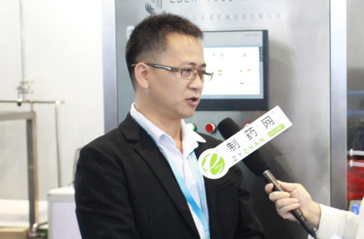 专访九江东盛机械制造有限公司技术经理李兴荣
