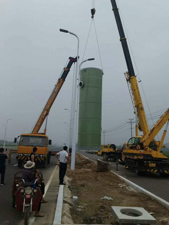 建湖一体化泵站的泵坑开挖具体需要注意些什么?