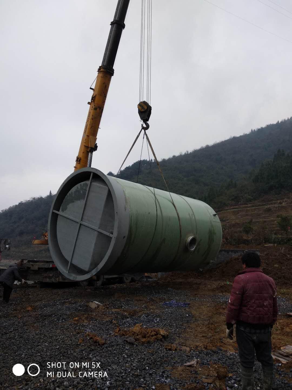 一体化智能预制泵站的建设方式