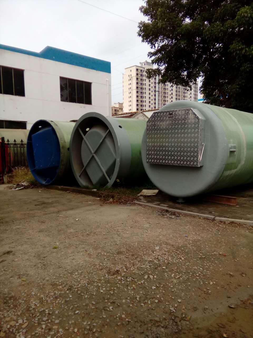 甘肃白银陇南预制式泵站哪里做的好?