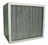 有隔板高效空气过滤器原理